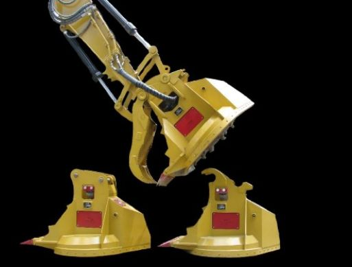 RDM Series Excavator Mulchers
