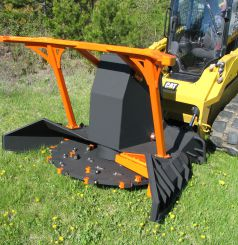 SS Extreme Mulchers for Skid Steers